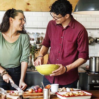 Kurz pro dva v rodinné škole vaření