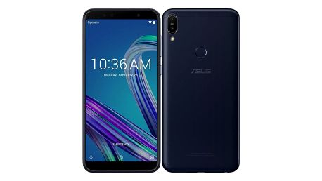 Asus ZenFone MAX Pro M1 4GB/64GB Dual SIM černý (ZB602KL-4A083EU)