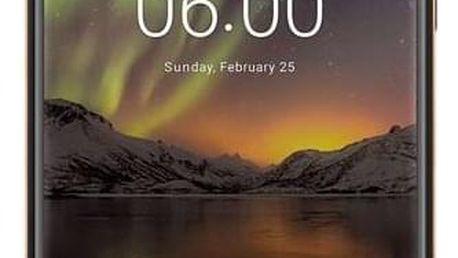 Nokia 6.1 Dual Sim černý (11PL2B01A10)