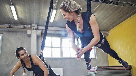 Zábavné cvičení na laně: jump bungee workout
