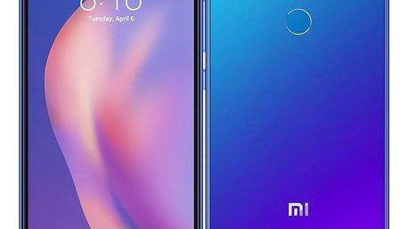 Xiaomi Mi 8 Lite 6GB/128GB modrý (21123)