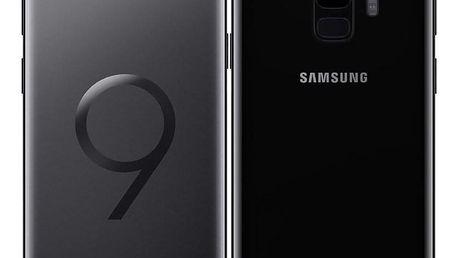 Samsung Galaxy S9 černý (SM-G960FZKDXEZ)
