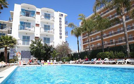 Španělsko - Costa del Maresme na 7 dnů, polopenze