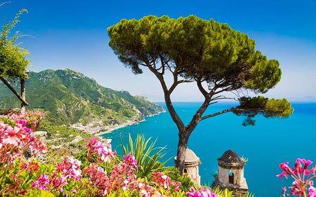 Itálie autobusem na 10 dnů, polopenze