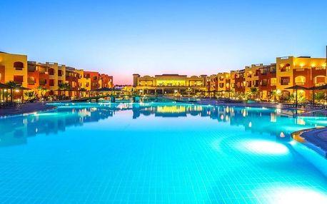 Egypt - Marsa Alam na 8 až 11 dní, all inclusive s dopravou letecky z Prahy, přímo na pláži