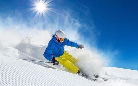 Profesionální servis lyží - malý i velký