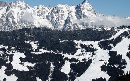 Rakousko - Kaprun / Zell am See na 3 dny, polopenze s dopravou autobusem