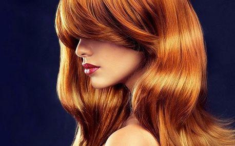 Kadeřnický balíček se střihem a detoxem vlasů