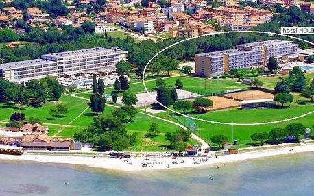 Chorvatsko - Istrie na 8 dnů, all inclusive