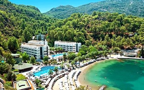Turecko - Marmaris letecky na 8 dnů, ultra all inclusive