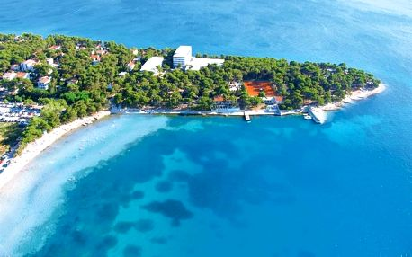 Chorvatsko - Severní Dalmácie na 8 dnů, polopenze