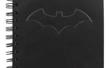 Batman, zápisník