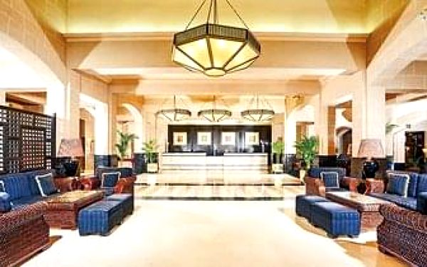 Hotel Madinat Coraya Jaz Solaya Resort, Marsa Alam, letecky, all inclusive3