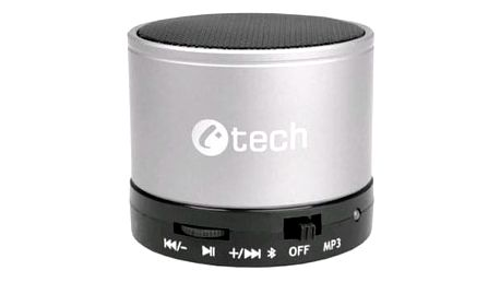 C-Tech SPK-04S stříbrný (SPK-04S)