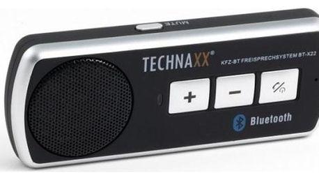 Technaxx BT-X22, na stínítko černé (430854)