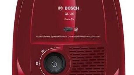 Bosch BGL3A338 červený
