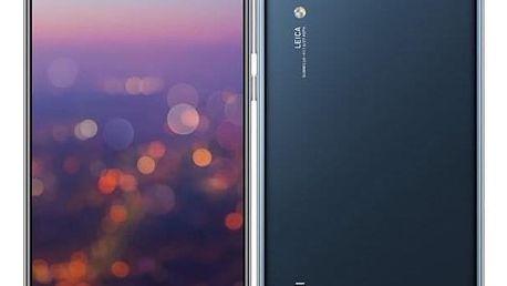 Huawei P20 Dual SIM modrý (SP-P20DSLOM)