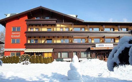 Rakousko - Kaprun / Zell am See na 5 dní, bez stravy s dopravou vlastní