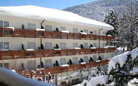 Itálie - Trentino na 3 dny, polopenze s dopravou vlastní