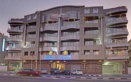 Spojené arabské emiráty - Sharjah na 4 až 5 dní, bez stravy s dopravou letecky z Prahy