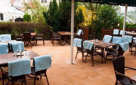 Kutná Hora: Hotel a restaurace U Hrnčíře