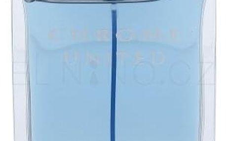 Azzaro Chrome United 100 ml toaletní voda tester pro muže
