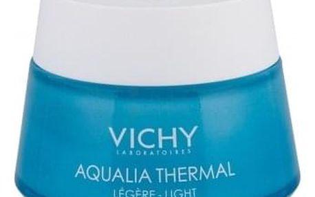 Vichy Aqualia Thermal Light 50 ml zklidňující pleťový krém vhodný pro citlivou pleť pro ženy