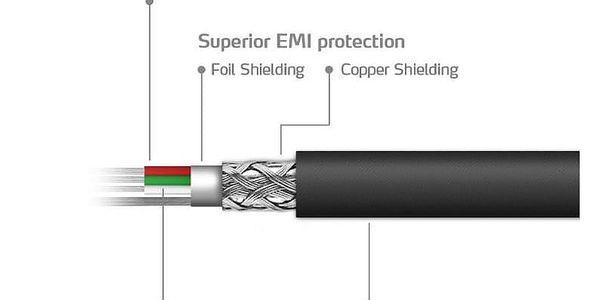 Kabel ADATA Sync & Charge USB/Lightning, 1m, MFi černý (AMFIPL-100CM-CBK)4