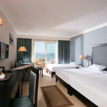 Egypt - Hurghada na 8 až 9 dní, all inclusive s dopravou letecky z Prahy, Brna nebo Katowic, přímo na pláži