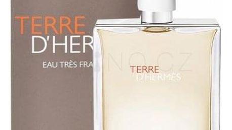 Hermes Terre D´Hermès Eau Très Fraîche 125 ml toaletní voda tester pro muže