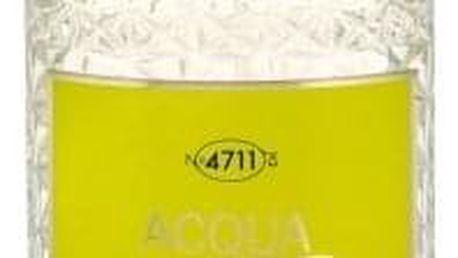 4711 Acqua Colonia Lime & Nutmeg 170 ml kolínská voda tester unisex
