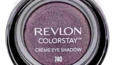 Revlon Colorstay 5,2 g krémové oční stíny pro ženy 740 Black Currant