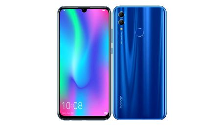 Honor 10 Lite modrý (51093FED)