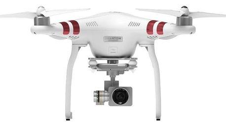 DJI Phantom 3 Standard, 2,7K Ultra HD kamera (DJI0326) bílý (DJI0326)