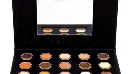 2K Polygon Nude 6,75 g paletka očních stínů pro ženy