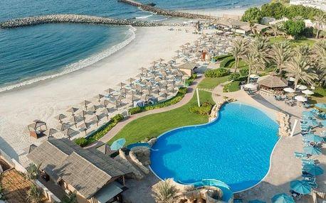 Spojené arabské emiráty, Sharjah, letecky na 8 dní snídaně