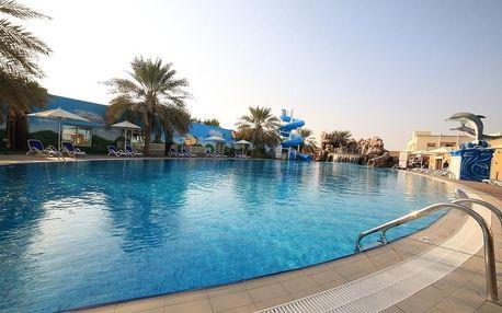 Spojené arabské emiráty - Umm Al Quwain na 5 až 8 dní, polopenze nebo snídaně s dopravou letecky z Prahy
