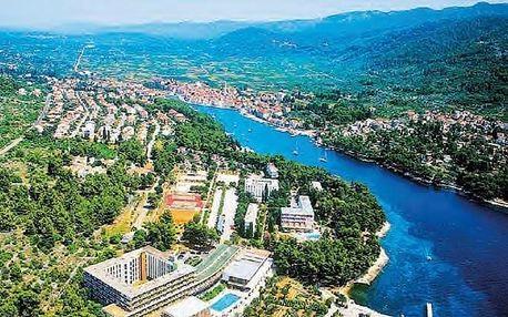 Chorvatsko - Hvar na 10 dní, polopenze s dopravou autobusem, 250 m od pláže