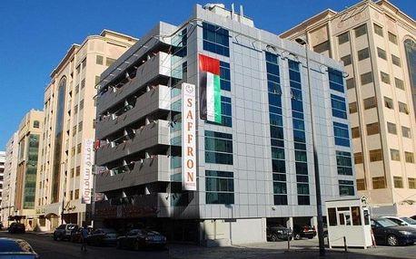 Spojené arabské emiráty - Dubai na 5 až 6 dní, snídaně nebo bez stravy s dopravou letecky z Prahy
