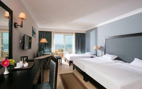 Egypt - Hurghada na 8 až 9 dní, all inclusive s dopravou letecky z Ostravy, Brna, Prahy nebo Katowic, přímo na pláži