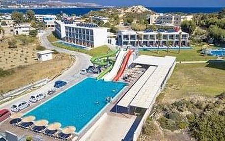 Řecko - Rhodos letecky na 4-8 dnů, all inclusive