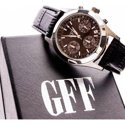 Pánské hodinky model GFF Chronograph s poštovným zdarma