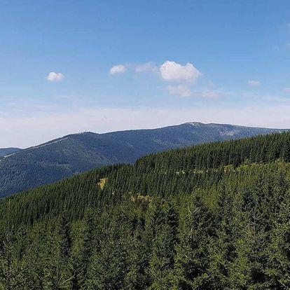 Aktivní dovolená v Krkonoších: 3–4 dny pro 2 os.