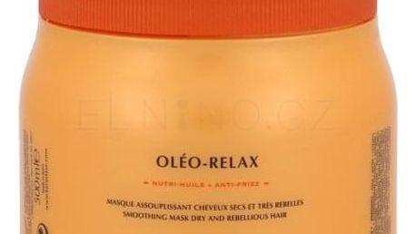 Kérastase Nutritive Oléo Relax 500 ml maska pro suché nepoddajné vlasy pro ženy