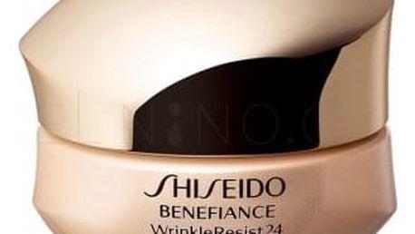Shiseido Benefiance Wrinkle Resist 24 15 ml oční krém proti vráskám pro ženy