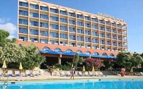 Kypr - Limassol na 8 dní, polopenze s dopravou letecky z Prahy, 250 m od pláže