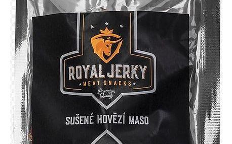 Royal Jerky: nejlepší české sušené hovězí maso - 50 či 100 g