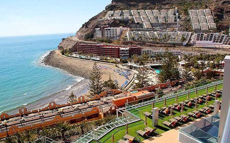 Kanárské ostrovy - Gran Canaria na 8 dní, snídaně nebo bez stravy s dopravou letecky z Prahy, 5 km od pláže