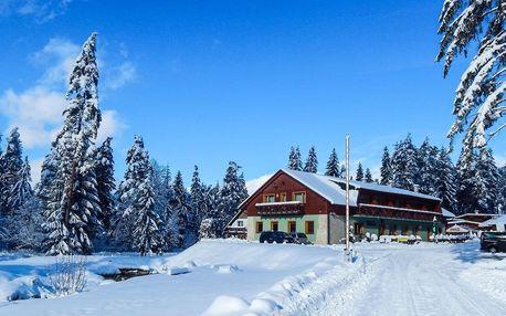Zima i léto v Nízkých Tatrách vč. wellness pro 2