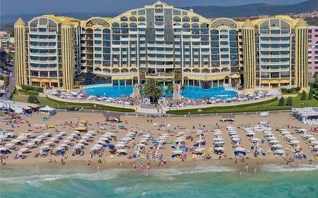 Bulharsko - Slunečné pobřeží letecky na 8-11 dnů, polopenze